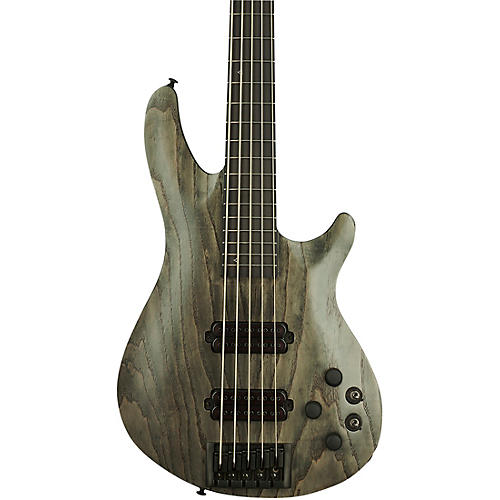 Schecter Guitar Research C-5 Apocalypse 5-String Electric Bass Guitar
