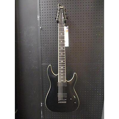 Schecter Guitar Research C-7 SLS ELITE EVIL TWIN Solid Body Electric Guitar