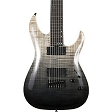 C-7 SLS Elite 7-String Electric Guitar Black Fade Burst