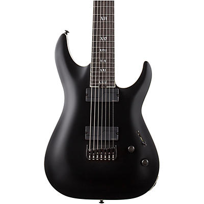Schecter Guitar Research C-7 SLS Elite Evil Twin 7-String Electric Guitar