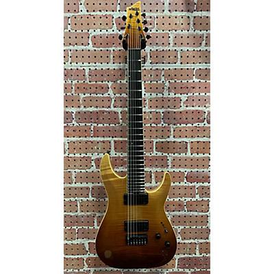 Schecter Guitar Research C-7 SLS Elite Solid Body Electric Guitar