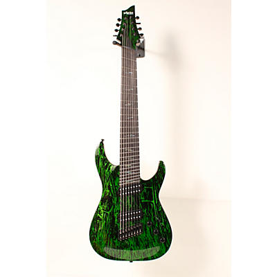 Schecter Guitar Research C-8 MS Silver Mountain 8-String Multi-Scale Extended Range Electric Guitar