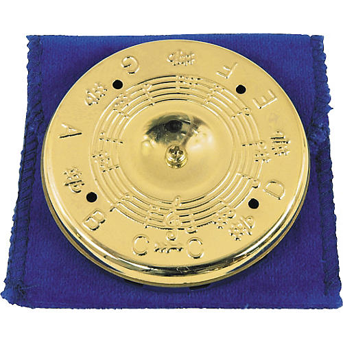 Performance Plus C Chromatic Pitch Pipe with Velvet Pouch