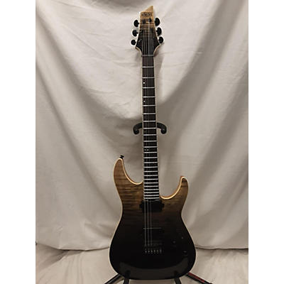 Schecter Guitar Research C1 FR SLS Elite Solid Body Electric Guitar