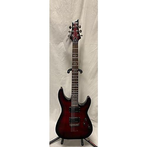 C1 Hellraiser Solid Body Electric Guitar