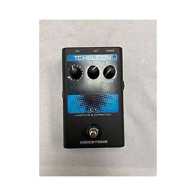 TC Helicon C1 Vocal Processor
