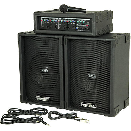 Audio Choice C100A Portable PA System