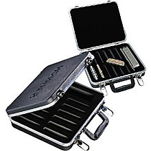 Open BoxHohner C12 Harmonica Carry Case