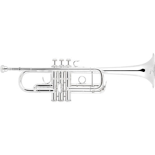 Bach C190 Stradivarius Series Professional C Trumpet Silver plated