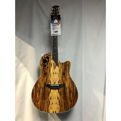 Ovation C2078AXP Elite Plus Acoustic Electric Guitar