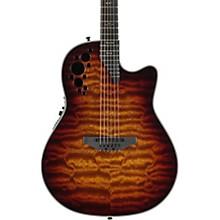 Open BoxOvation C2078AXP-STB Exotic Wood Elite Plus Sapeli Acoustic-Electric Guitar