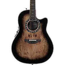 Open BoxOvation C2079AXP Exotic Wood Legend Plus Elm Burl Acoustic-Electric Guitar
