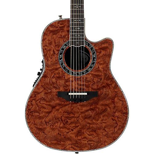 ovation c2079axp exotic wood legend plus waterfall bubinga acoustic electric guitar musician 39 s. Black Bedroom Furniture Sets. Home Design Ideas