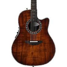 Open BoxOvation C2079AXP-KOAB Custom Legend Contour Acoustic-Electric Guitar