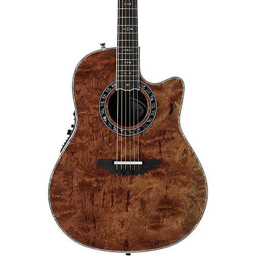 ovation c2079axp mb exotic wood legend plus multi color bubinga acoustic electric guitar. Black Bedroom Furniture Sets. Home Design Ideas