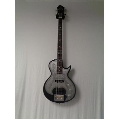 Zemaitis C22MF Electric Bass Guitar