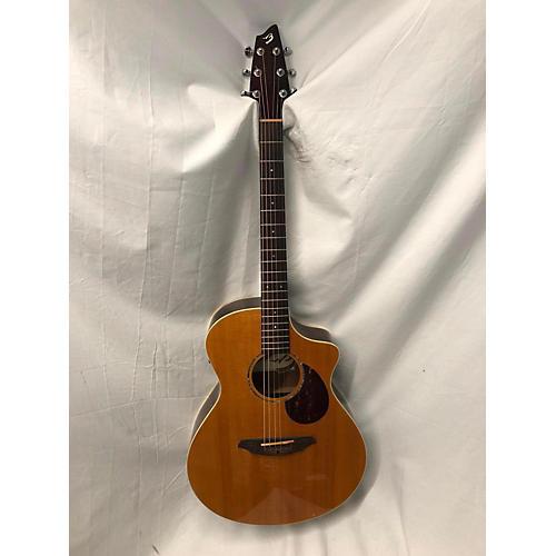 Breedlove C250SRE Passport Grand Concert Acoustic Electric Guitar Natural