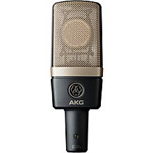 Open Box AKG C314 Professional Multi-Pattern Condenser Microphone