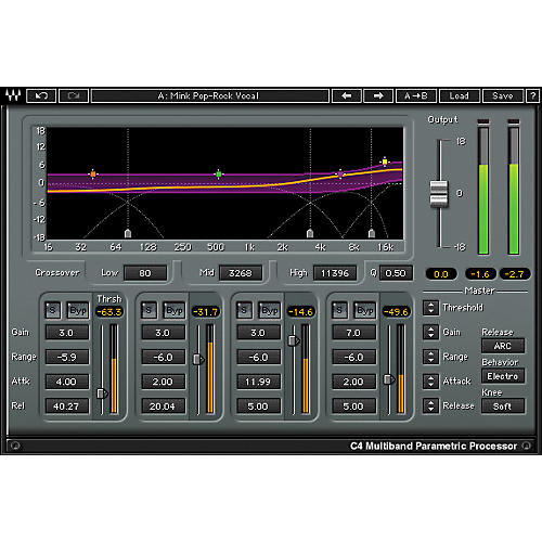 Waves C4 Native Software Download