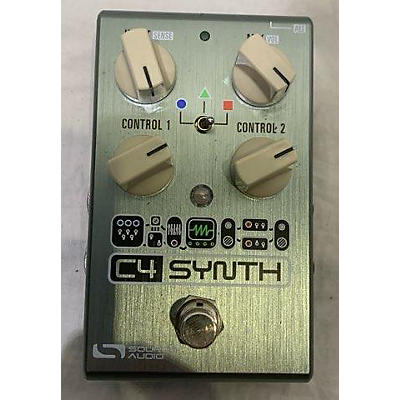 Source Audio C4 SYNTH Effect Pedal