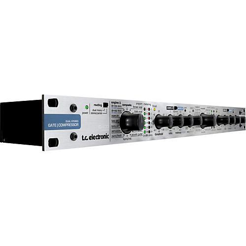 TC Electronic C400XL Dual Stereo Gate/Compressor