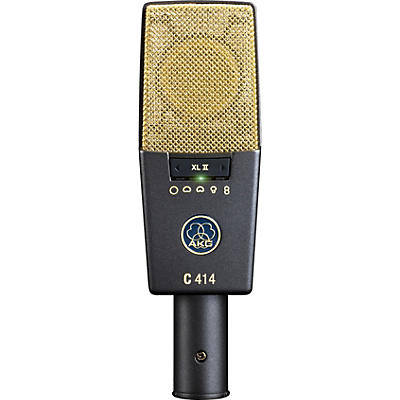 AKG C414 XLII Reference Multi-Pattern Condenser Microphone
