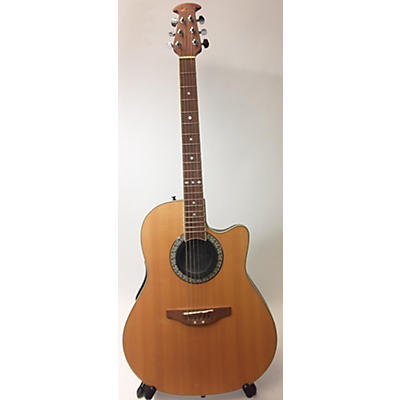 Ovation C44 Celebrity Deluxe Acoustic Electric Guitar