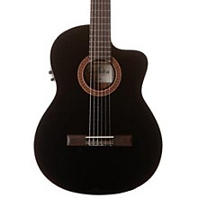 Open Box Cordoba C5-CEBK Classical Acoustic-Electric Guitar Black