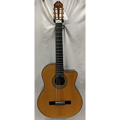 Washburn C64SCE-A Classical Acoustic Guitar