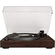 Crosley C8 Belt-Drive Turntable with Walnut Finish