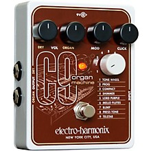 Open Box Electro-Harmonix C9 Organ Machine Guitar Effects Pedal