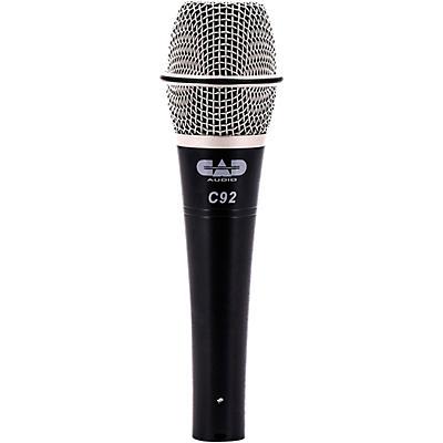 CAD C92 CADLive Premium Cardioid Condenser Handheld Microphone