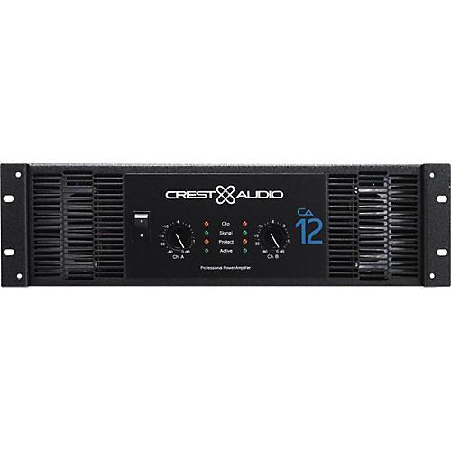 Crest Audio CA 12 2800W Power Amplifier