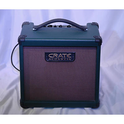 Crate CA10 10W 1x6.5 Acoustic Guitar Combo Amp