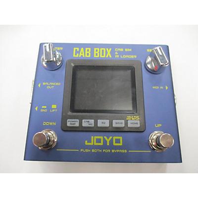 Joyo CAB BOX Pedal