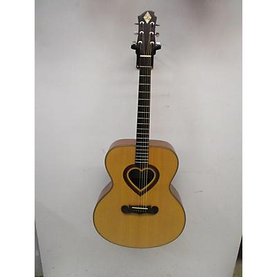 Zemaitis CAJ100HWE Acoustic Electric Guitar