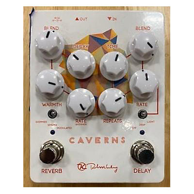 Keeley CAVERNS Effect Pedal