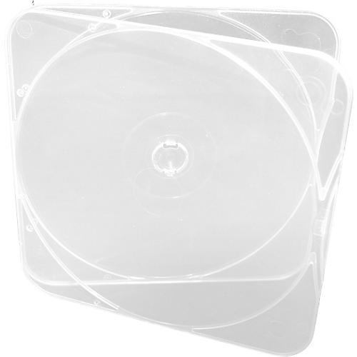 Microboards CB-11 DURASLIM CD/DVD/Blu-ray Cases - 500 Pack