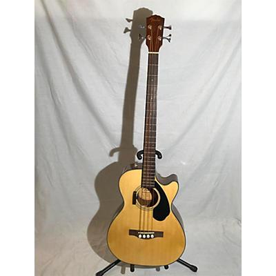 Fender CB-60 Acoustic Bass Guitar