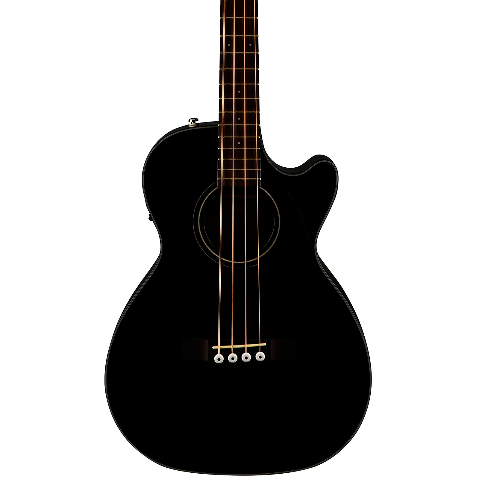 Fender CB-60SCE Acoustic Electric Bass Guitar