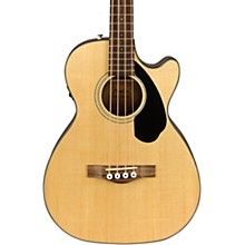 Open BoxFender CB-60SCE Acoustic Electric Bass Guitar