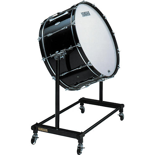 Yamaha CB-628 Concert Bass Drum With BS751 Stand & Cover
