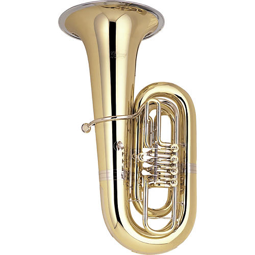 Cerveny CBB 601-4PRX BBb Tuba