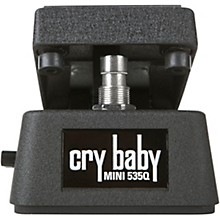 Dunlop CBM535Q Cry Baby Q Mini Wah Effects Pedal