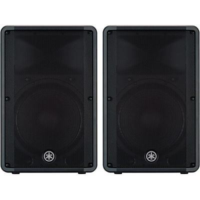 "Yamaha CBR15 15"" Speaker Pair"