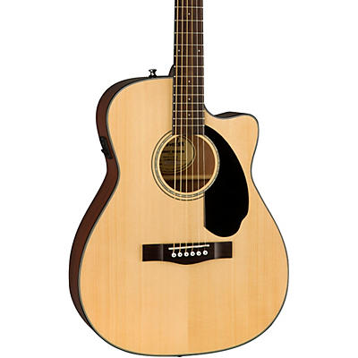 Fender CC-60SCE Concert Acoustic-Electric Guitar