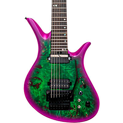 Legator CC-7 Charles Caswell  7-string Floyd Rose Signature Electric Guitar
