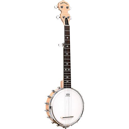 Gold Tone CC-Mini Cripple Creek Traveller Banjo Condition 1 - Mint Natural