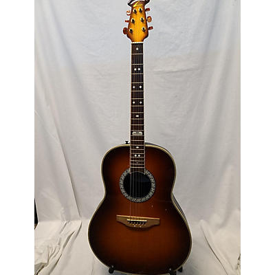 Ovation CC167 Celebrity Acoustic Electric Guitar