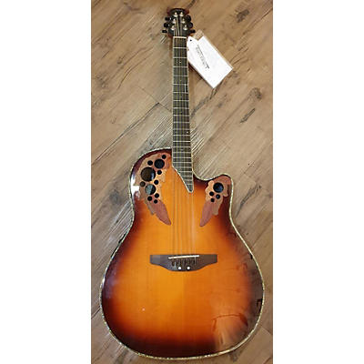 Ovation CC49S Celebrity Acoustic Electric Guitar